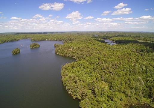 352 Rylan Ridge Lane Troy Lake Waterfront Acreage Rideau Lakes Gurreathomes