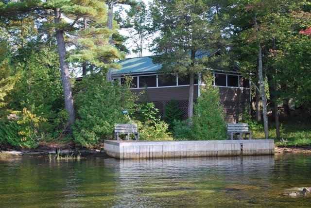 56 Hen Island Charleston Lake Waterfront Water Access Cottage Gurreathomes