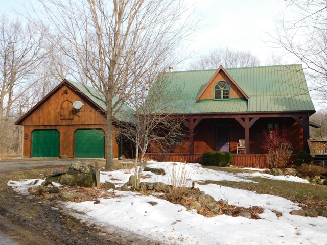6524 Billy Green Road South Frontenac Acreage Gurreathomes