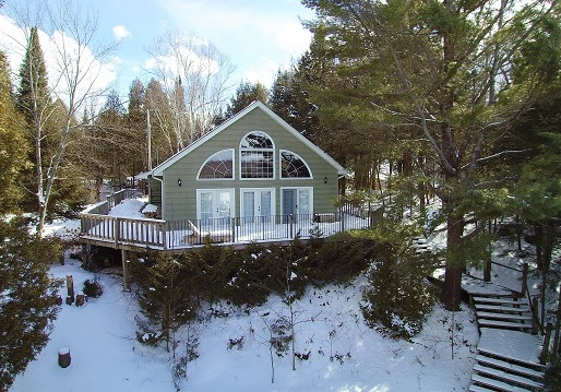 1102 Knight Lane Kennebec Lake Arden Acreage Waterfront Gurreathomes