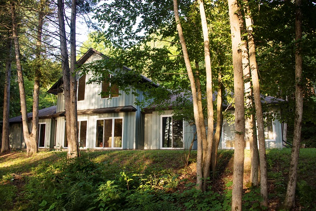 2966 R29 Big Rideau Lake Waterfront Acreage Gurreathomes