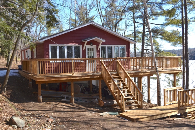 487 Sherbrooke Drive Bobs Lake Waterfront Gurreathomes