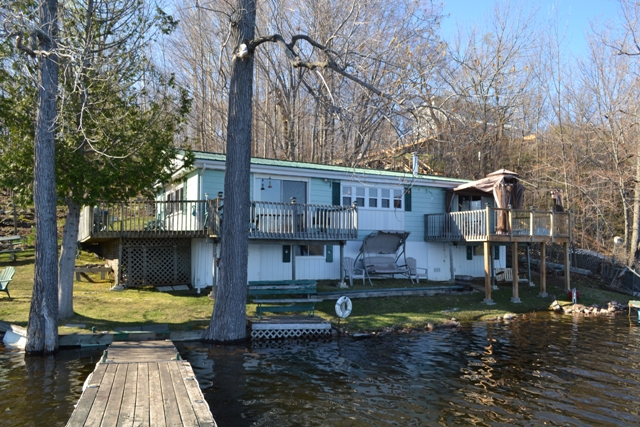 418 Hickey Lane Bobs Lake Waterfront Gurreathomes