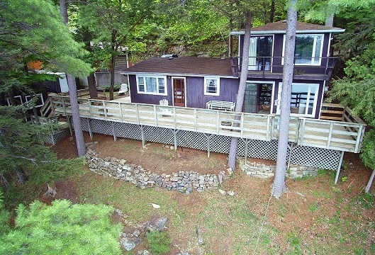 1010 Tooty Lane Buck Lake South Frontenac Waterfront Gurreathomes