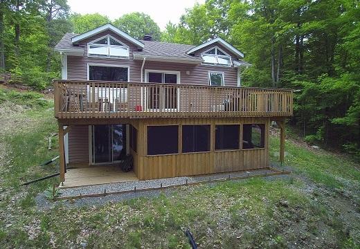 332 Rylan Ridge Lane Waterfront Troy Lake Gurreathomes